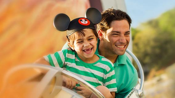 Magical 2018 Package - 10 nights at a Disney Resort Hotel and Tickets from €737pp!
