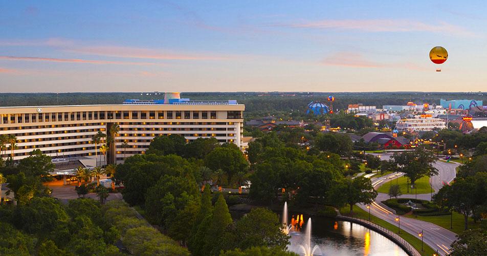 Hilton Walt Disney Hotel
