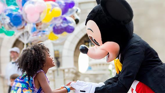 Buy Disney Tickets - Explore 4 amazing parks at Walt Disney World from just €42 per day!