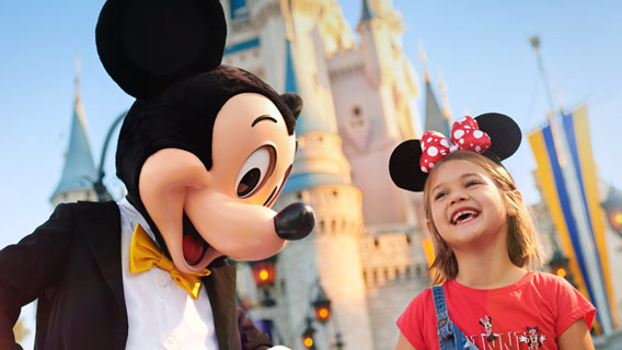 New Easter Deal - Disney Resort Hotel & Tickets from €685pp!