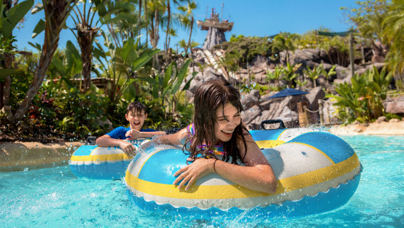 Soak up the Sun at Disney's Typhoon Lagoon